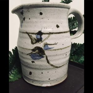 Other - Turnbladh Studio Art Pottery Handcrafted Pitcher